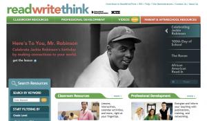 Homepage   ReadWriteThink