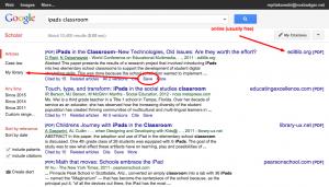 ipads classroom   Google Scholar