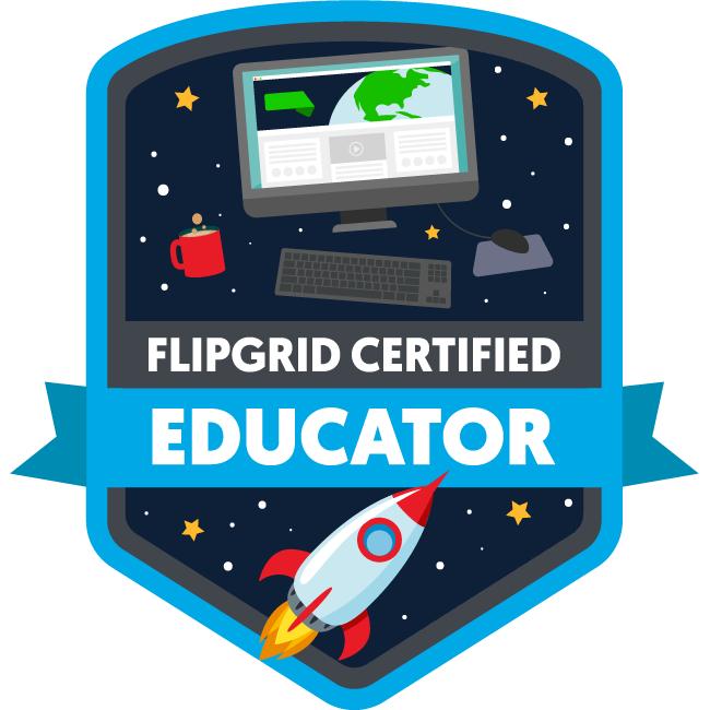 Flipgrid Certified