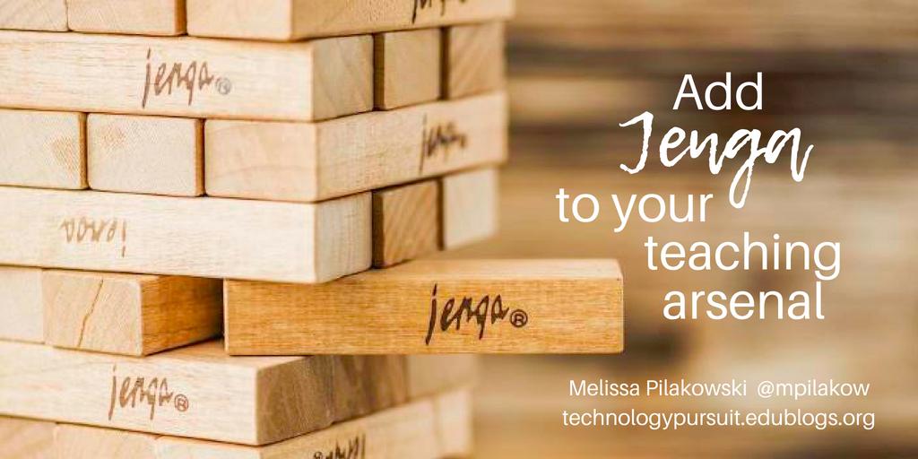 Jenga Fy Your Class Technology Pursuit