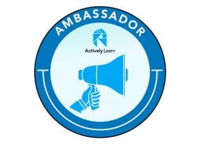 ActivelyLearn Ambassador